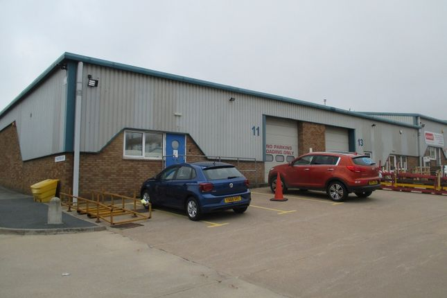Thumbnail Industrial to let in Great Russell Court, Bradford