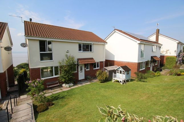 Thumbnail Detached house to rent in Hillcrest Road, Portishead, Bristol