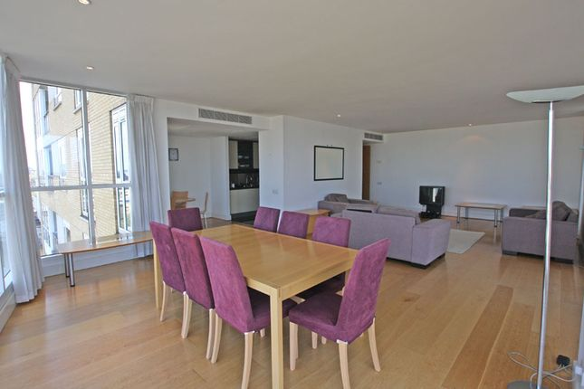 Thumbnail Flat to rent in Belgrave Court, Westferry Circus