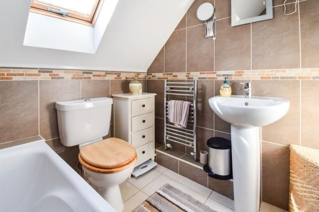 Bathroom of Donald Close, Thurmaston, Leicester, Leicestershire LE4