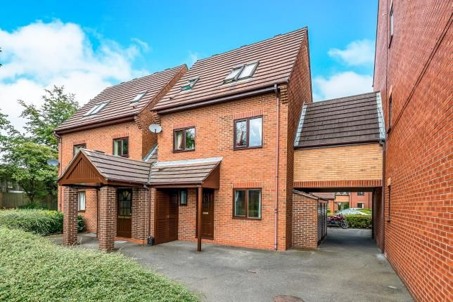Thumbnail Flat for sale in Peter James Court, Stafford, Staffordshire