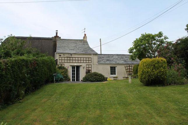 2 bed semi-detached house for sale in Wringsdown, Yeolmbridge, Launceston