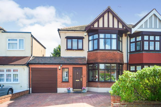 3 bed semi-detached house for sale in Sherwood Avenue, London E18
