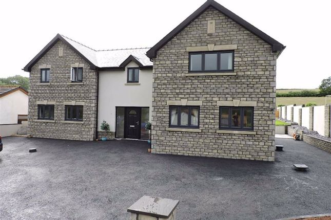 Thumbnail Detached house for sale in Pentrepoeth, Idole, Nr. Carmarthen