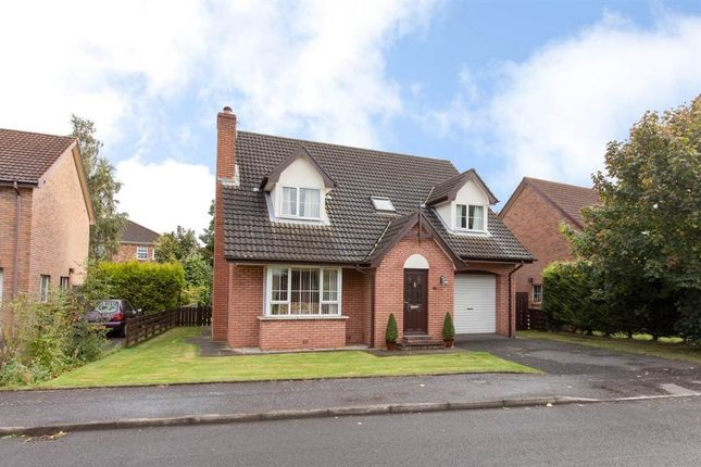 Thumbnail Detached house for sale in 22, Woodfield, Newtownabbey