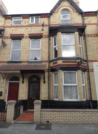 Thumbnail Flat to rent in John Street, Flat 4, Rhyl, Denbighshire