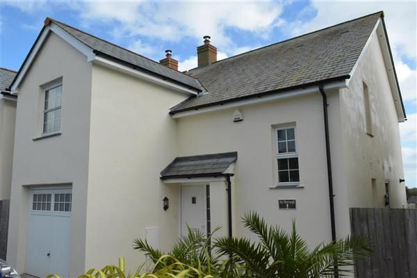 Thumbnail Detached house for sale in Gwarak Gwel An Mor, Portscatho, Truro