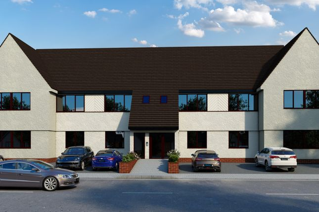 Thumbnail Flat for sale in St. Peters Court, Middleborough, Colchester