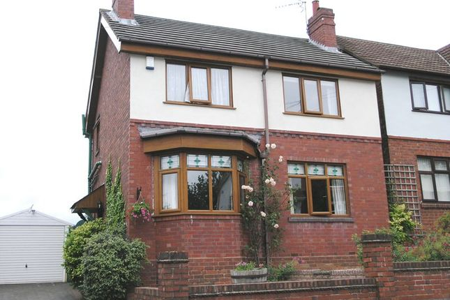 Thumbnail Detached house for sale in Duke Street, Rowley Regis