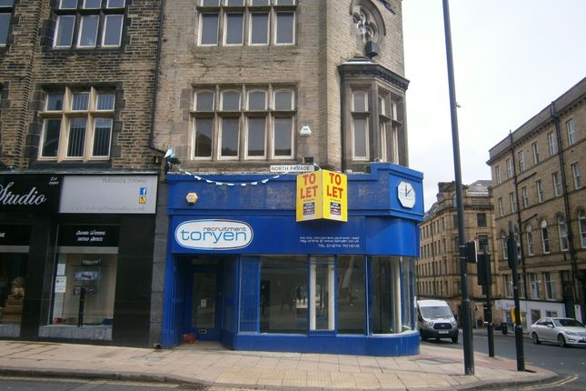 Thumbnail Retail premises for sale in 2 North Parade, Bradford