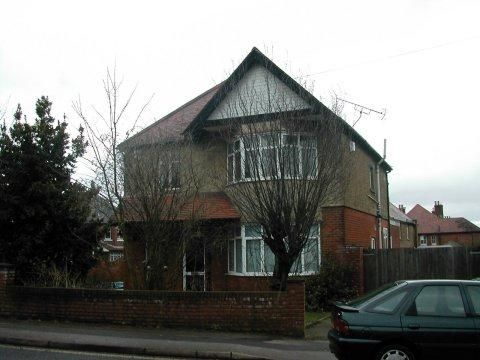 8 bed detached house to rent in Shaftesbury Avenue, Southampton