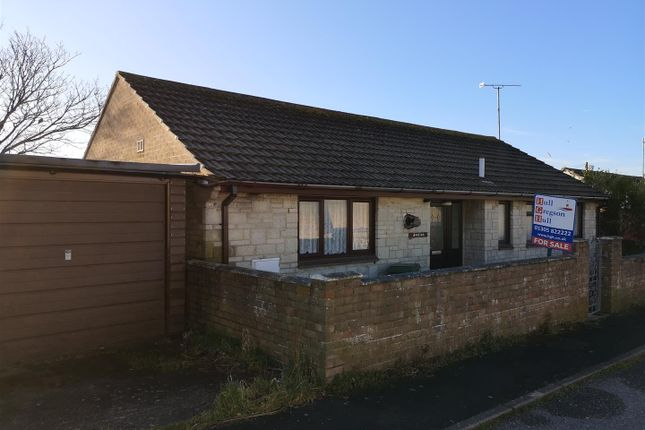 Thumbnail Detached bungalow for sale in Yeolands Road, Portland