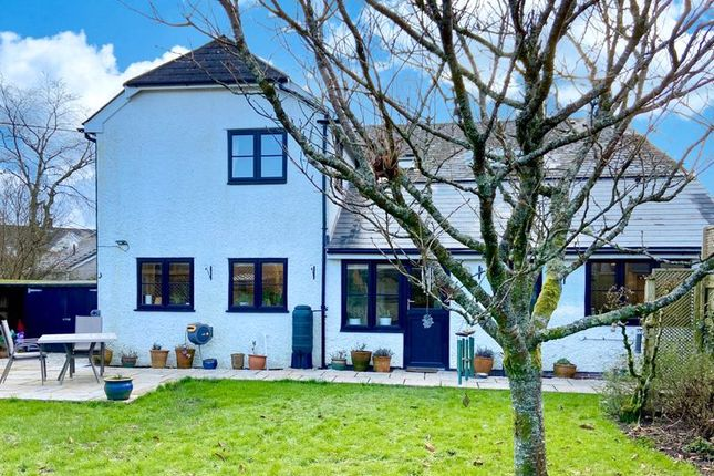 Thumbnail Detached house for sale in Brandis Corner, Holsworthy