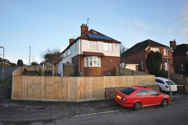 Thumbnail Detached house for sale in West Drive, High Wycombe