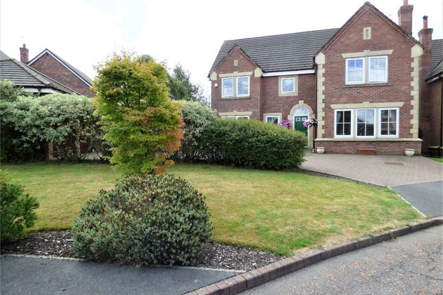 Thumbnail Detached house for sale in Lanchester Gardens, Old Langho, Blackburn, Lancashire