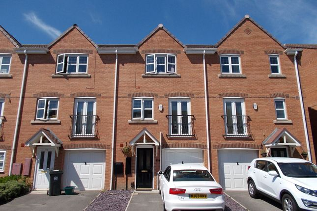 Thumbnail Town house to rent in Lowther Drive, Darlington, County Durham