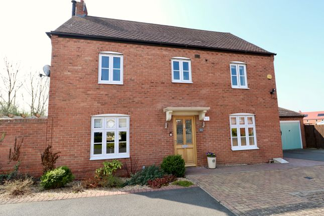 Thumbnail Detached house for sale in Chaucer Close, Stratford Upon Avon
