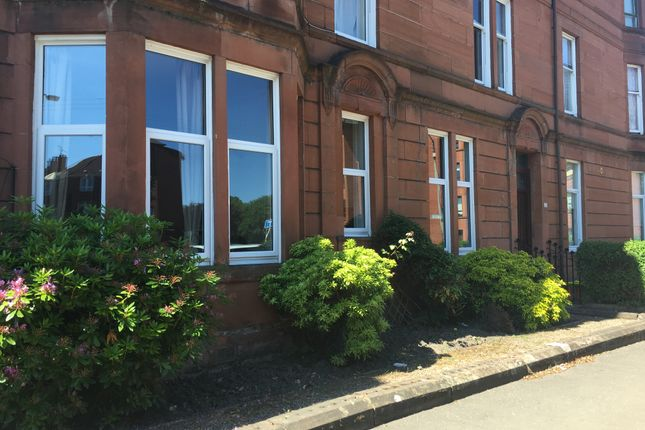 Thumbnail Flat for sale in Moss Side Road, Shawlands, Glasgow