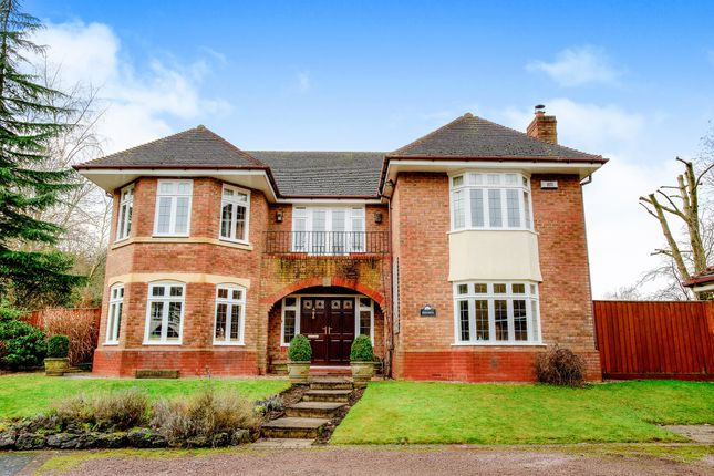 Thumbnail Detached house for sale in Kington Rise, Claverdon, Warwick