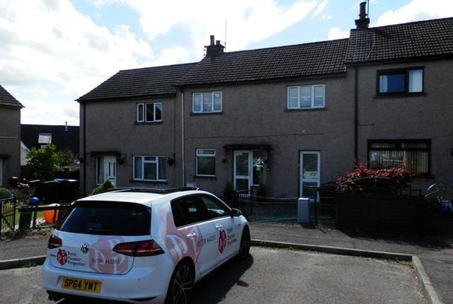 Thumbnail Terraced house to rent in Woodend Place, Scone
