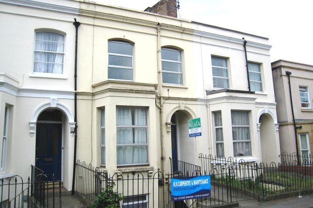 4 bed terraced house to rent in St Pauls Road, Cheltenham, Gloucestershire GL50