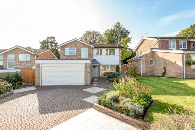 Thumbnail Detached house for sale in Hartley Close, Bromley, Kent