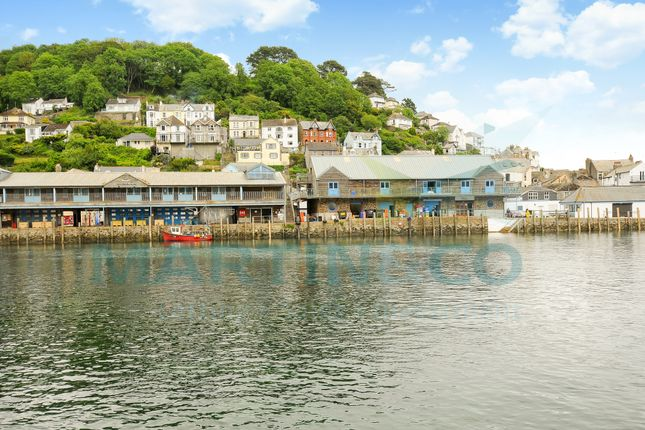 Thumbnail 4 bed semi-detached house for sale in Barbican Hill, East Looe, Cornwall