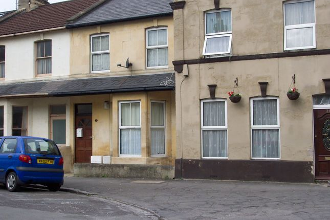 Thumbnail Flat to rent in Wooler Road, Weston-Super-Mare