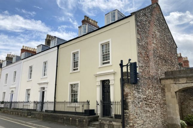 Thumbnail Town house to rent in Chamberlain Street, Wells
