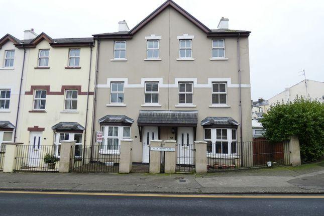Thumbnail Terraced house to rent in Glen Falcon Terrace, Murrays Road, Douglas, Isle Of Man