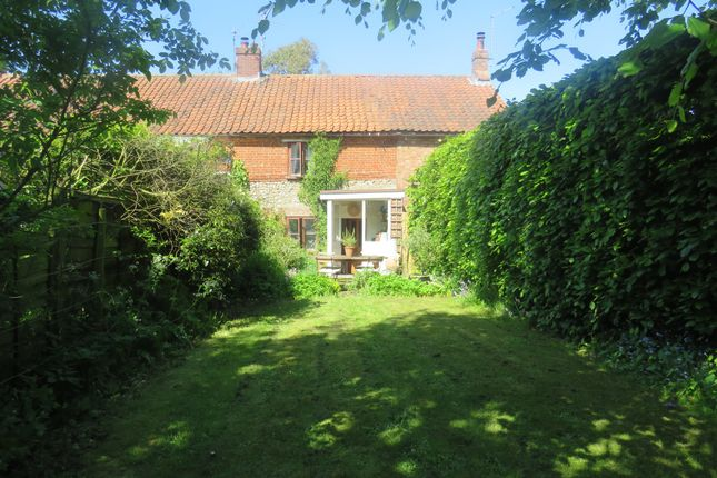 Thumbnail Property for sale in Mill Lane, Briningham, Melton Constable