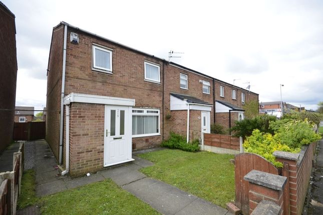 Thumbnail Property to rent in Highfield Road, Farnworth, Bolton