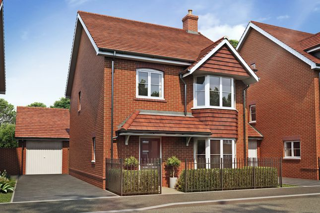 Thumbnail Detached house for sale in Corunna By Bellway, Aldershot