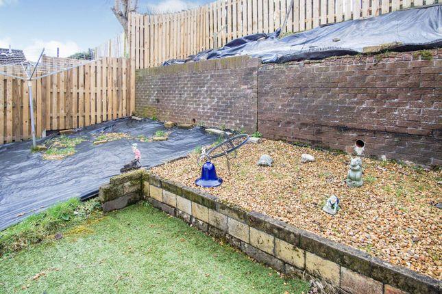 Rear Garden of Shelley Gardens, Dundee DD3