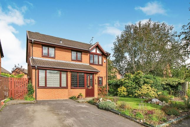 Thumbnail Detached house for sale in Loweswater Crescent, Burnley, Lancashire