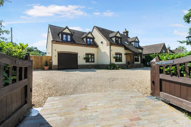 Thumbnail Detached house for sale in Church Road, Leckhampton, Cheltenham