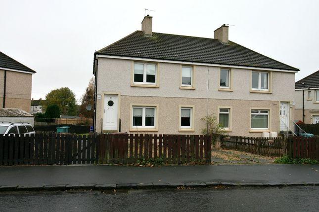 Thumbnail Flat for sale in Northmuir Street, Cambusnethen, Wishaw