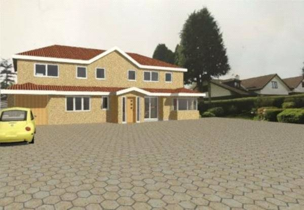 Thumbnail Detached house for sale in Failand, Bristol