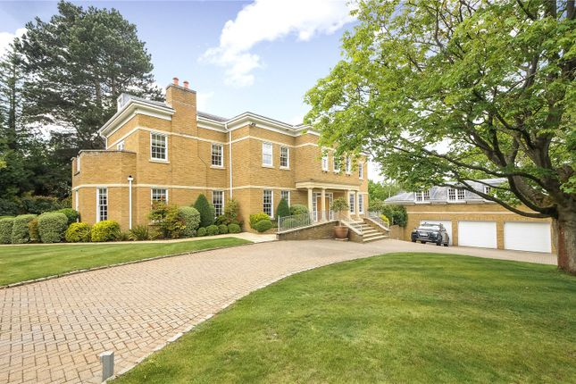 Thumbnail Detached house to rent in Titlarks Hill, Sunningdale, Berkshire