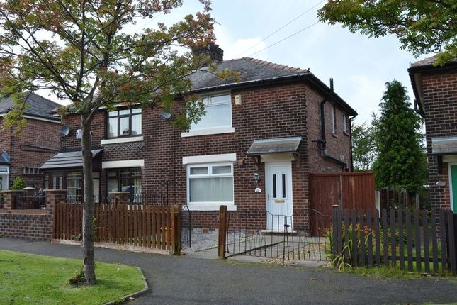 Thumbnail Semi-detached house to rent in Sheard Avenue, Ashton-Under-Lyne