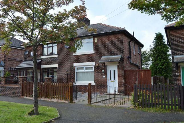 Thumbnail Semi-detached house to rent in Sheard Avenue, Ashton-Under-Lyne