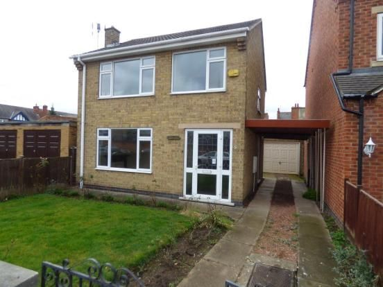 Thumbnail Detached house to rent in Highfield Street, Long Eaton