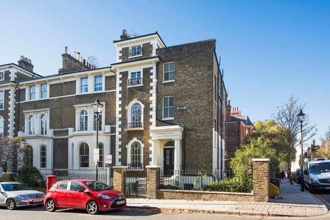 Thumbnail Flat for sale in Highbury Crescent, London