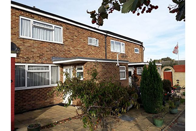 Thumbnail Terraced house for sale in Stile Croft, Harlow