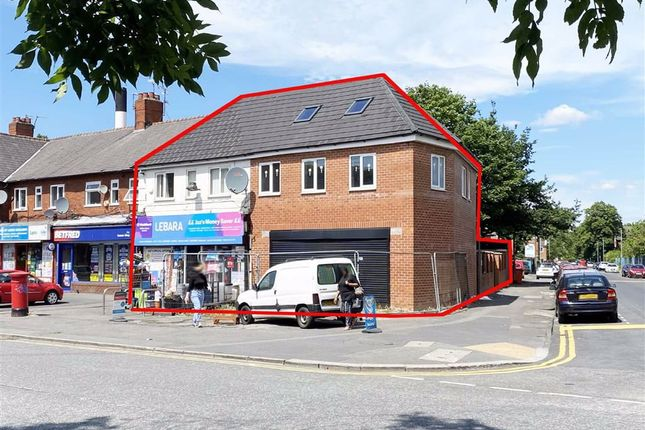 Thumbnail Commercial property for sale in Hathersage Road, Victoria Park, Manchester