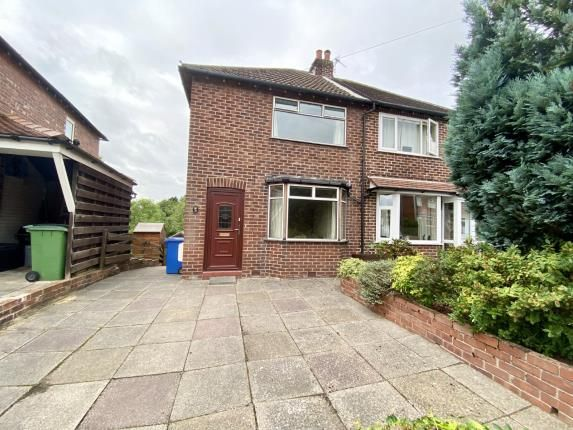 2 bed semi-detached house for sale in Deneside Crescent, Hazel Grove, Stockport, Cheshire SK7