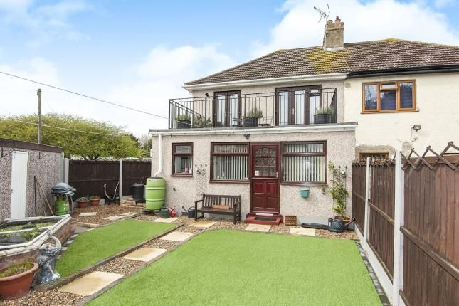 Thumbnail Semi-detached house for sale in Harold Wood, Gidea Park, Havering