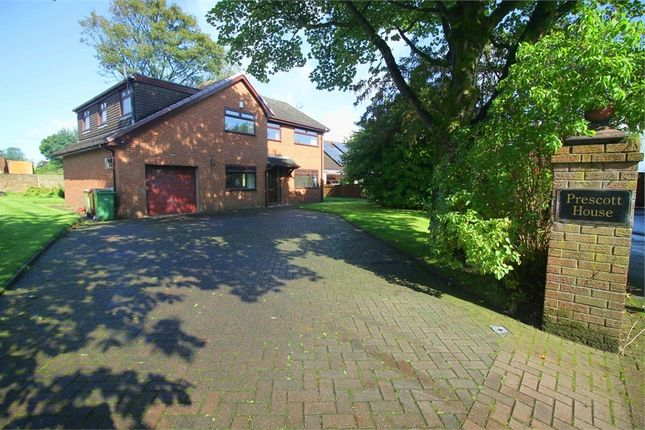 Thumbnail Detached house for sale in Wingates Square, Westhoughton, Bolton, Lancashire