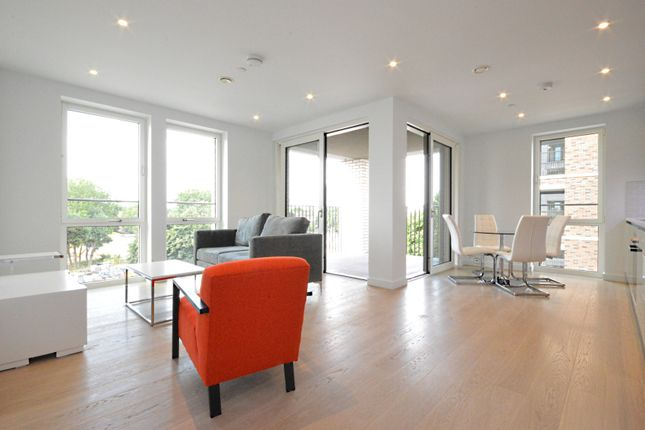 Thumbnail Property to rent in Heygate Street, London