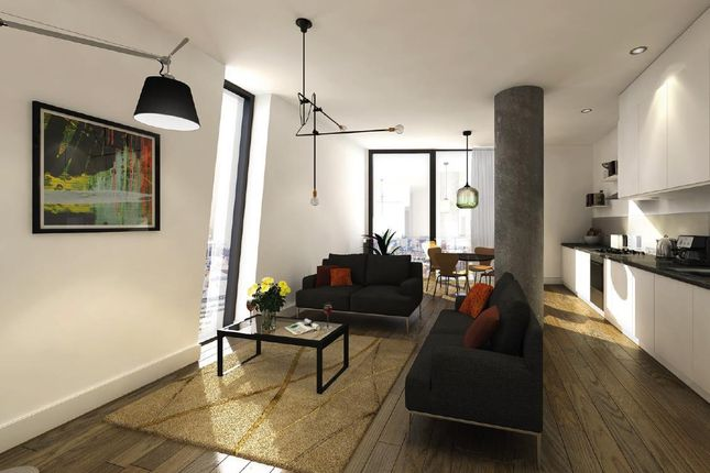 Thumbnail 3 bedroom flat for sale in (Penthouse 27.01) Axis Tower, Albion Street, Manchester